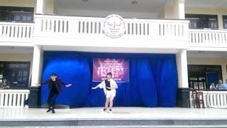 Le Thanh Tong's Got Talent 2016 - Vòng sơ loại - Nhảy hiện đại (Đức Phú 12/5, Thảo Nguyên 12/7)