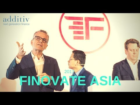 additiv shows Finance as a Service Robo Advisor at Finovate 2017