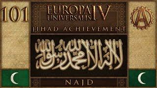 Europa Universalis IV The Najdi Jihad Reboot 101