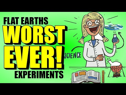 The Worst Flat Earth Experiments EVER thumbnail