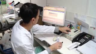 Сборочный робот в аптеках Ригла(, 2014-05-21T04:34:35.000Z)