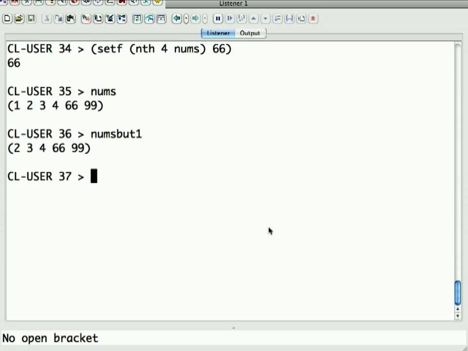 An Brief Introduction To LISP