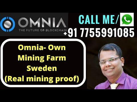 OMNIA OWN MINING FARM Sweden