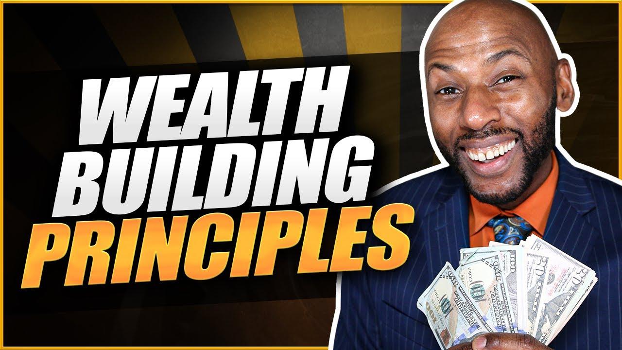 Wealth Habits   Principles Of Wealth Creation   Tijuana Jackson