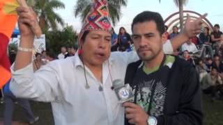AÑO NUEVO ANDINO AMAZÓNICO COBIJA-PANDO  PAÍS BOLIVIA