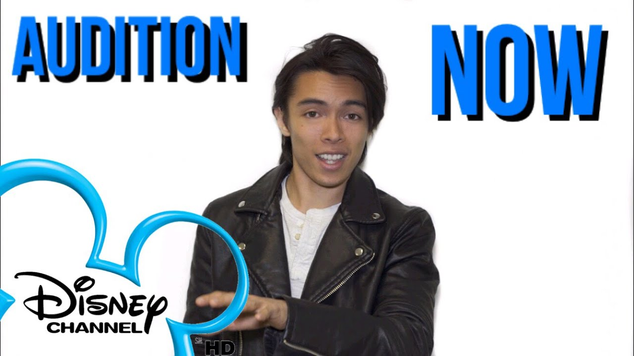 How To AUDITION For DISNEY Channel
