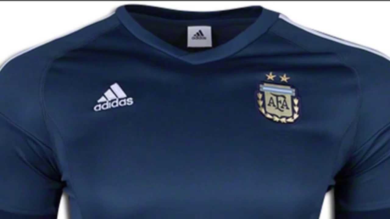nueva camiseta de argentina 2020 suplente