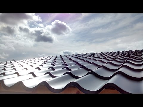 Video instalacion chapa teja Verona