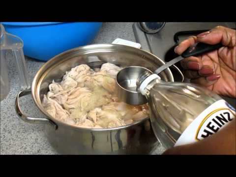 Cooking With Elaine: Chitterlings and Hamhocks with Rice
