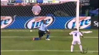 Mexico Gold Cup 2011 all goals