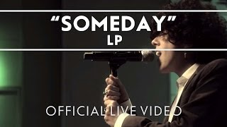LP - Someday [Live]