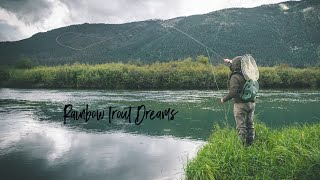 Fly Fishing Beautiful Still Water lakes for BIG Trout
