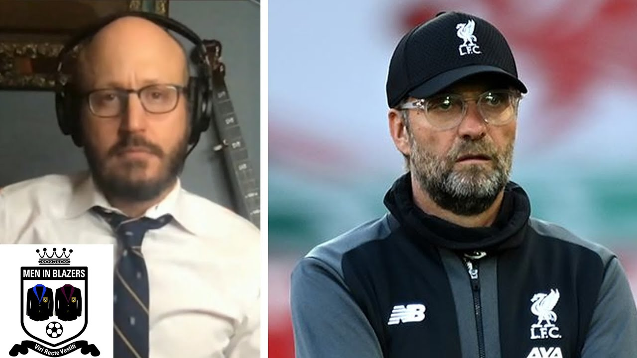 Men in Blazers: Jurgen Klopp leads Liverpool back to glory after drought | NBC Sports
