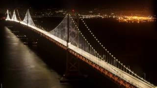 4K Timelapse - San Francisco-Oakland Bay Bridge