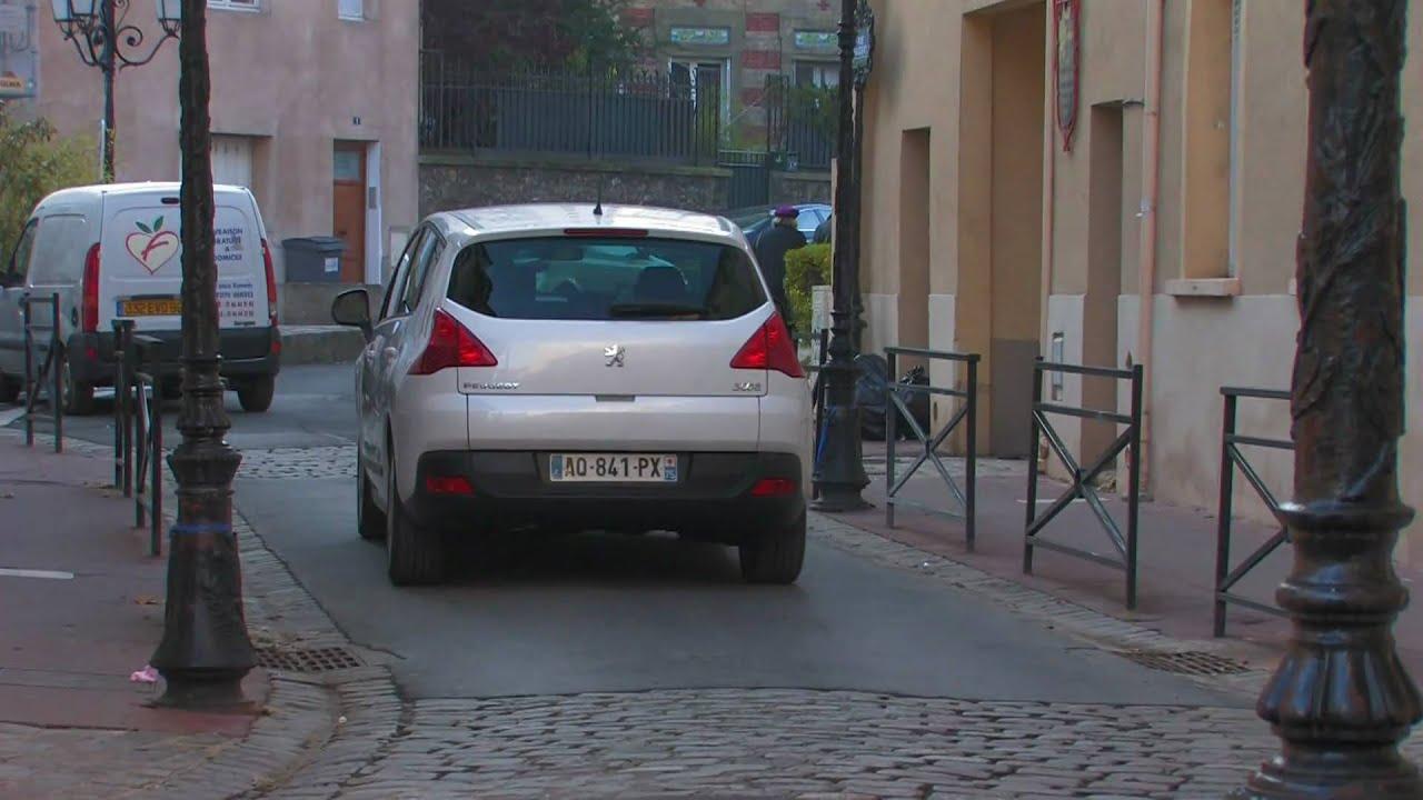 Essai Peugeot 3008 1 6l Vti Confot Pack 120ch Youtube