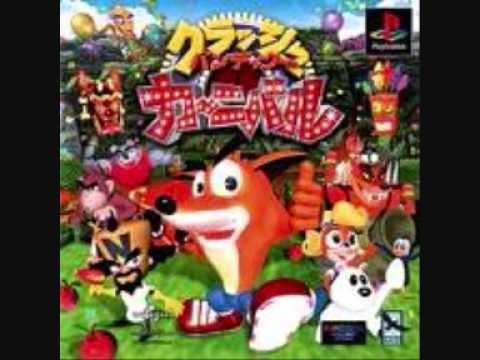Crash Bash (Crash Bandicoot Carnival) Dot Dash Theme Japanese