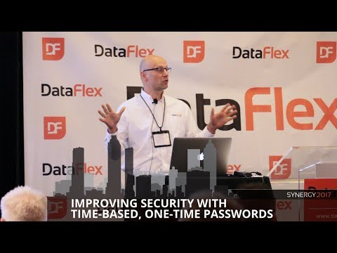 Improving Security with Time-based, One-time Passwords