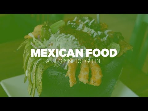Mexican Food A Beginner's Guide