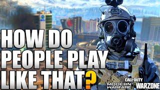Spectating Randoms For a Warzone Match | Modern Warfare Solo BR Gameplay Breakdown Tips | JGOD