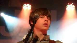 Jake Bugg: Fire, Kentucky live 23/2/13 Yeovil