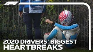 2020 F1 Drivers: Their Biggest Heartbreaks