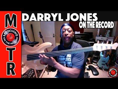 Darryl Jones Will Build You A Guitar