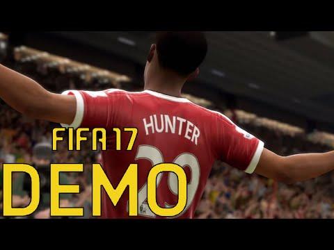 FIFA 17 DEMO - THE JOURNEY - EL CAMINO - GAMEPLAY