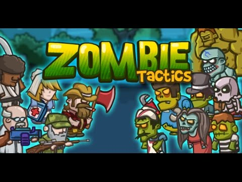 Zombie Tactics Full Gameplay Walkthrough
