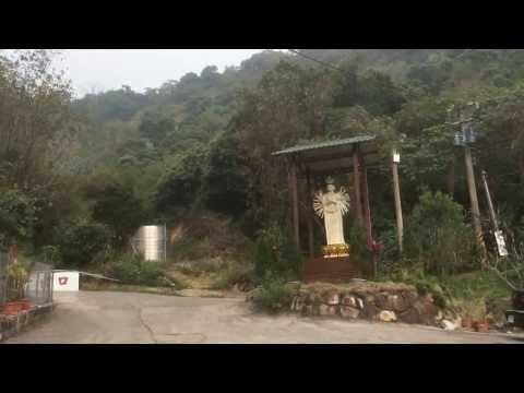 台南白河六重溪的秘密溫泉鄉千霞園