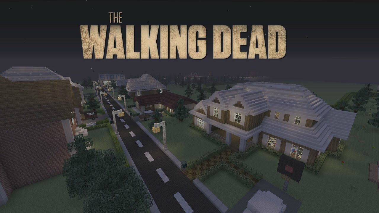 Free Crafting Dead Map Download