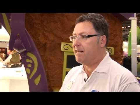 'Nigel Davies' talks about the importance of Auto Windscreens attending BIBA 2013