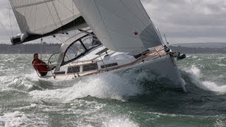 Hanse 345 Boat Review