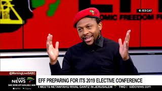 EFF gears for its 2019 elective conference: Dr Mbuyiseni Ndlozi