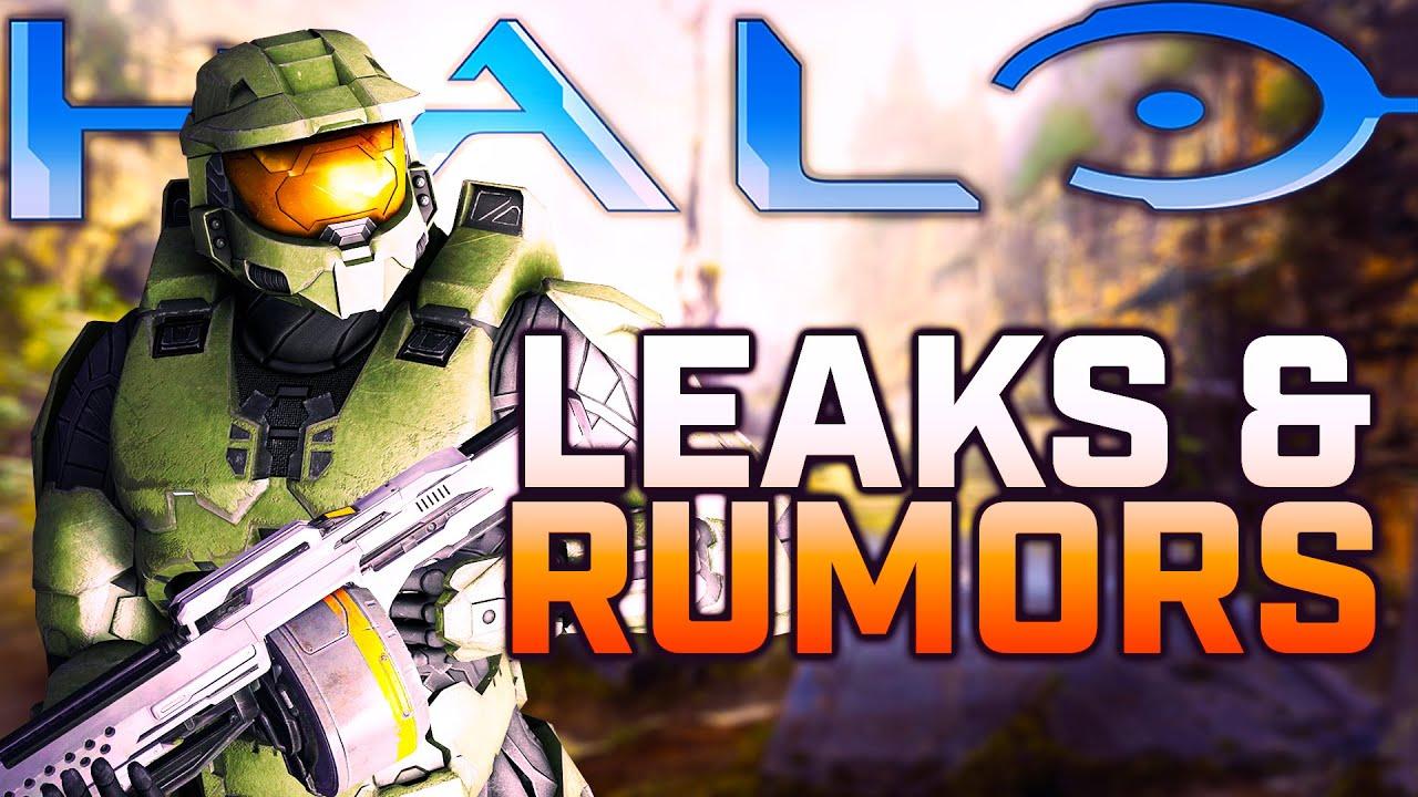 7 BIGGEST Halo Infinite Leaks and Rumors thumbnail