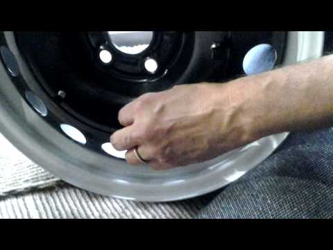 VW beetle fitting hubcaps