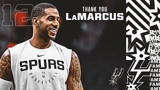 Thank You LaMarcus Aldridge | San Antonio Spurs