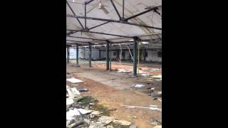 Spooky Sounds Abandoned Works Sheffield (Urbex) [CSExplores] (HD)