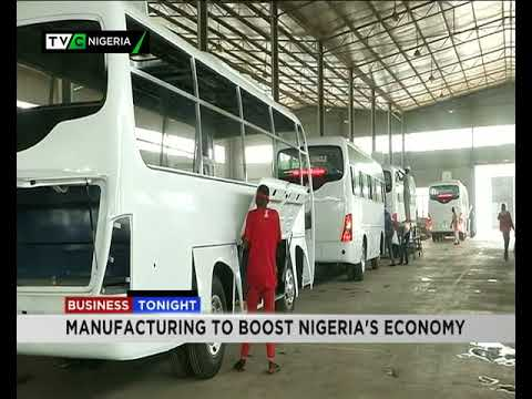 Business Tonight : Innocent Chukwuma shares his views on Nigeria's Manufacturing Sector