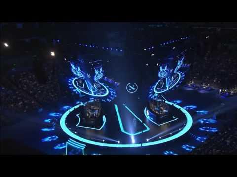 Secret vs Liquid The Shanghai Major 2016 BO3 game2