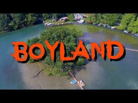 BOYLAND - Gull Lake Summer 2017