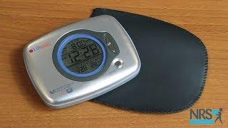 Under Pillow Vibration Alarm Clock Review