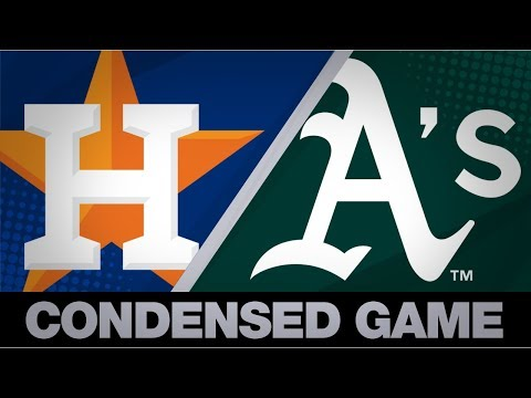 Condensed Game: HOU@OAK - 4/16/19