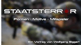 Staatsterrorismus verstehen: Formen - Motive - Mitspieler