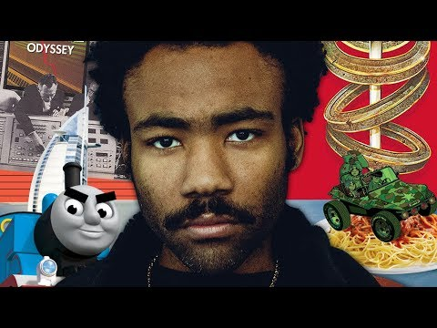 Childish Gambino - Bonfire MEGAMASHUP