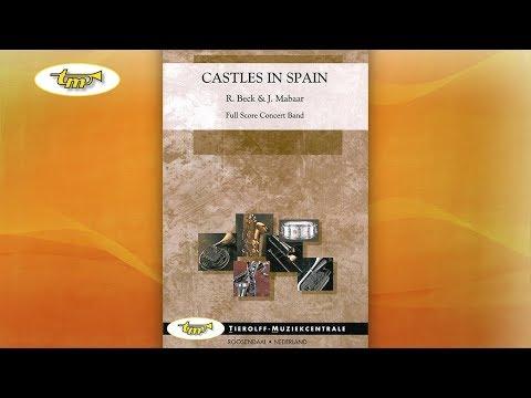 Castles In Spain - Concert Band - Beck-Mabaar - Tierolff