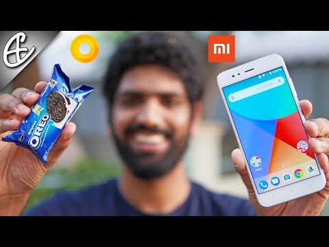 FAST CHARGING on Mi A1 with Android Oreo? Top Features in 8.0 Update!