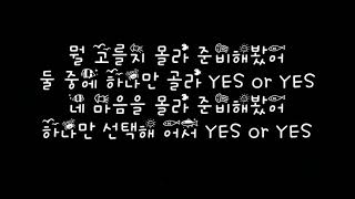 YES OR YES MV REVIEW
