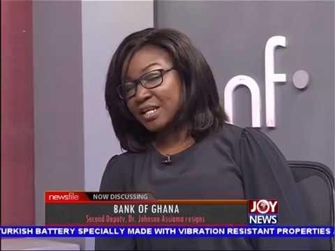 Bank of Ghana - Newsfile on JoyNews (6-1-18)
