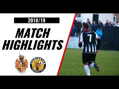HIGHLIGHTS | Spennymoor Town 1-0 Leamington | 2018/19