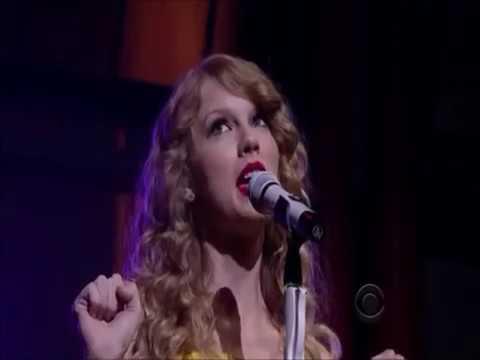 Taylor Swft speak now lyrics on screen:) - YouTube